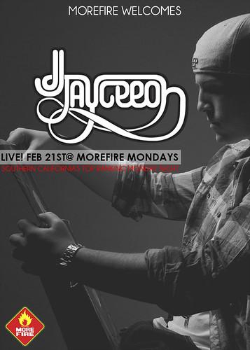 DJ JAYCEEOH MOREFIRE