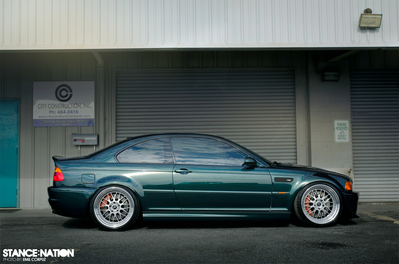 Color Oxford Green Metallic Page 2 Bmw M3 Forum Com E30 M3