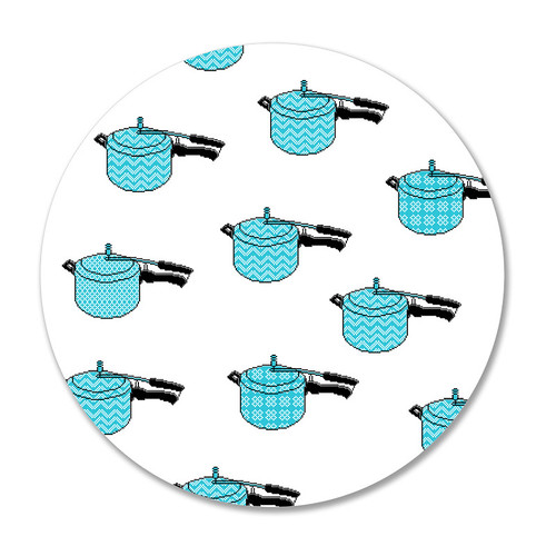 Pressure Cooker Ceramic side plate