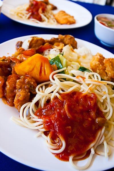 Lunch at Ko Phi Phi Don