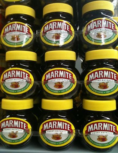 Marmite portrait