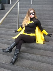The Other Batgirl (Roxanna Meta) Tags: comics dc costume comic cosplay wondercon wondercon2010 batgirlwillow