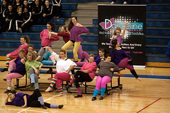 Quinlan Dance Competition3 02-19-11 183 (samuel_belknap) Tags: drillteam danceline dancecompetitions brewerhighschool brewerhoneycombs