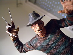 "FREDDY KRUEGER (DAVID RAMOS ""Darwin"") Tags: film actionfigures horror figuras muecos candyman viernes13 personajesdepelicula knightmareonelmstreet"