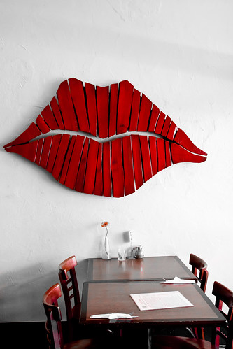 A Table for Four Reserved Under Lips Inc.