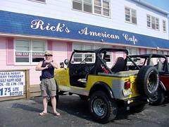 LBI 2002 (rjl6955) Tags: 2002 newjersey jeep lbi longbeachisland jerseyshore oceancounty cj7 barnegatbay littleeggharbor manahawkinbay beachhavencrest