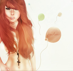 Find Me (Kianna Noel) Tags: balloon sl fantasy secondlife soul redgrave kiannanoel clawtooth shadethrone