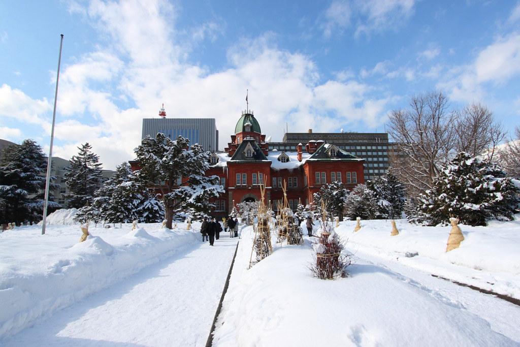 Sapporo Tourist Guide (1)
