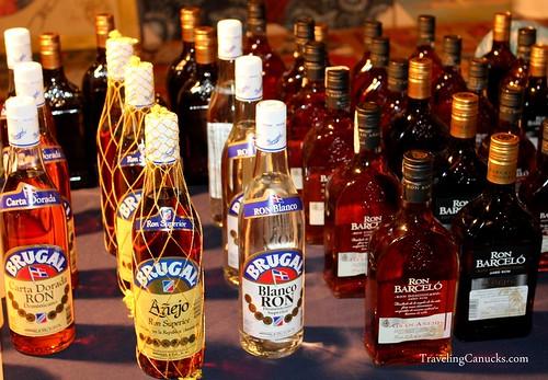 Caribbean Rum