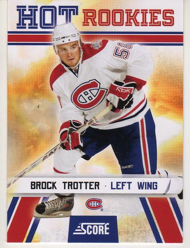 Score - Brock Trotter front
