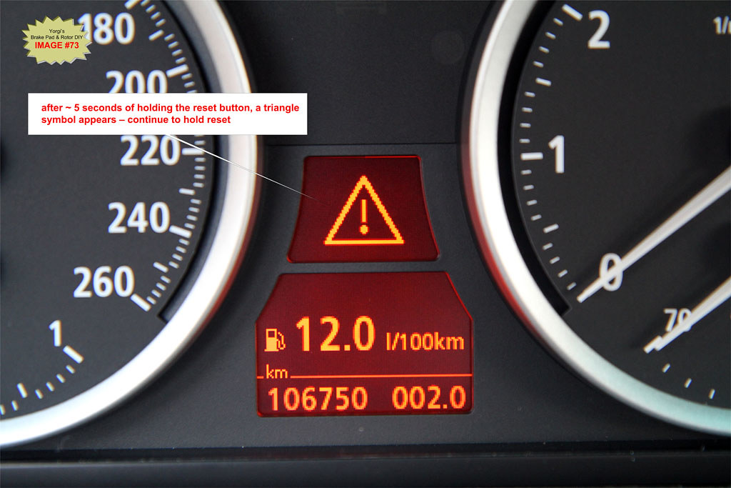 Bmw Dashboard Warning Lights Triangle Lightneasy