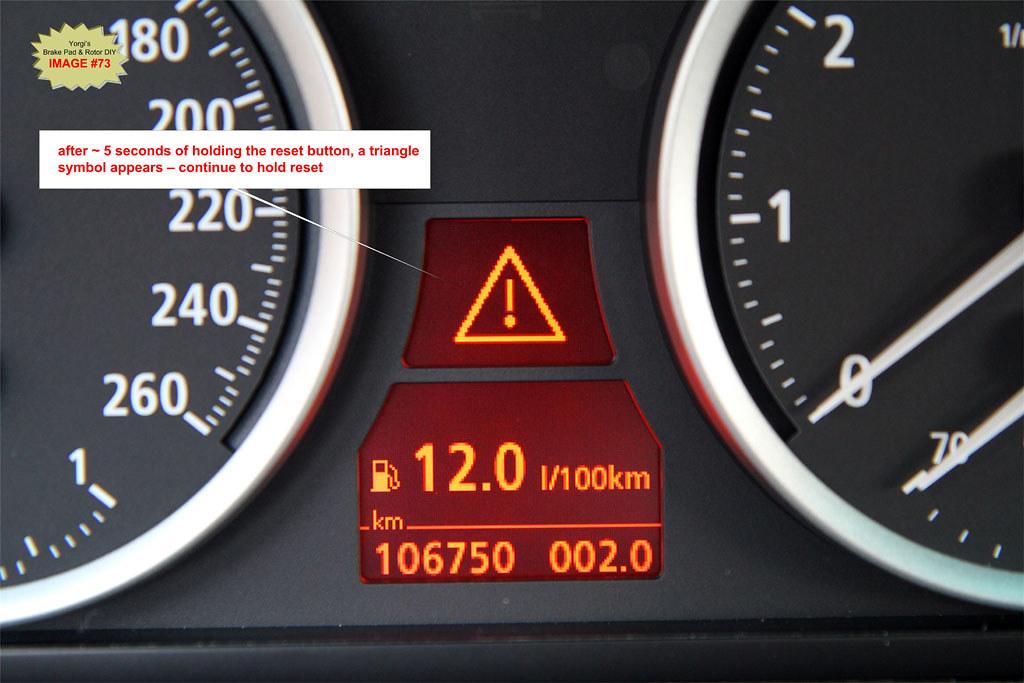 Bmw 335i Warning Light Symbols