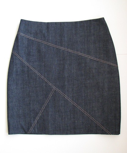 McCall's 3830 - Denim Skirt