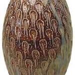 "<b>Vase</b><br/> Peter Deneen, LC '70 (stoneware, 1999) LFAC#2002:05:06<a href=""http://farm6.static.flickr.com/5292/5490280349_31ab1bc0c7_o.jpg"" title=""High res"">∝</a>"