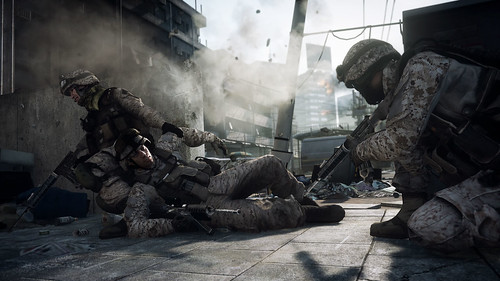 Battlefield 3 Map Differences on Consoles and PC