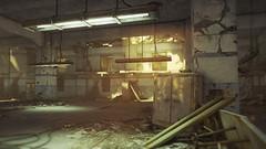 Resistance 3 Multiplayer - Fort Lamy Prison Messhall
