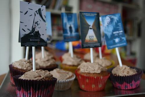 wachmacher-cupcakes für die oscar-nacht