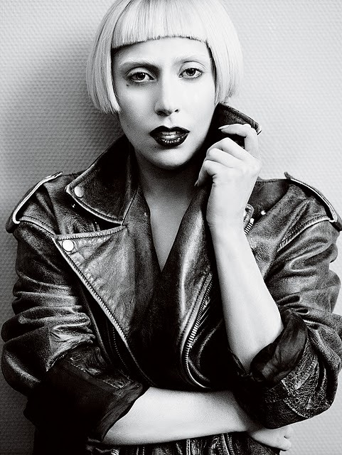 Lady Gaga for Vogu March 2011 (6)
