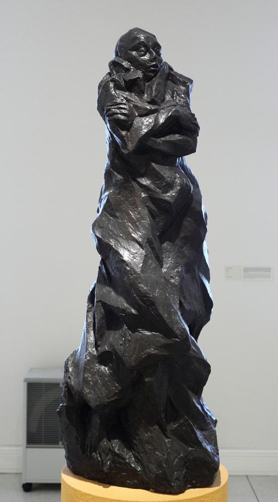 Otto Gutfreund, Úzkost [Distress], 1911