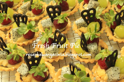 Fresh Fruit Pie