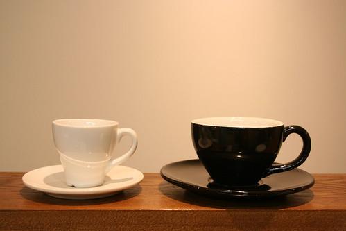 コーヒーカップが揃いました♪