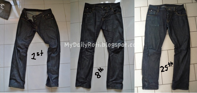 e94ae95cd69 ... become more like a skinny fit to you? think about it...anyway...my  weekly dr denim progress...ady hit 6 months with about 4/5 months plus  effective wear