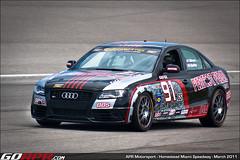 APR Motorsport - Homestead Miami Speedway - 2011
