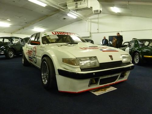 Rover Sd1 Racing. 1980 Rover SD1 V8S Group 2
