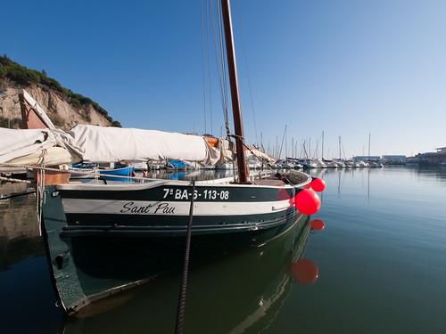 Sant Pau Boat