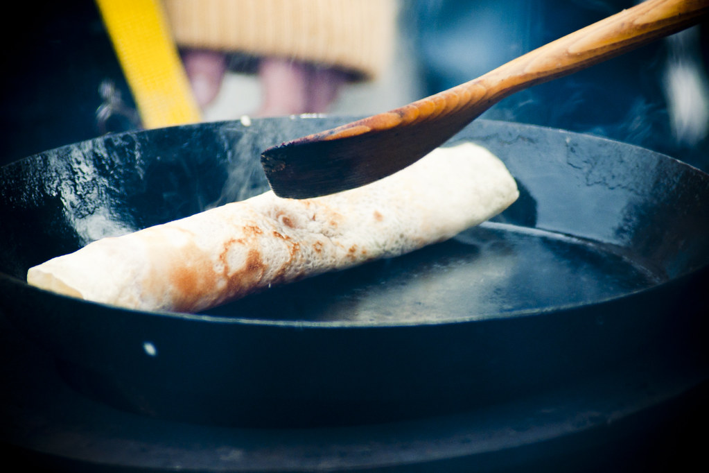 Rumšiškės | Pancake day 2011