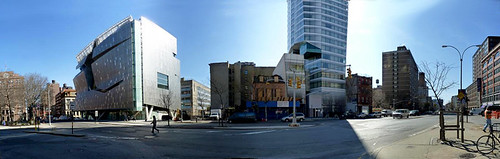 Cooper Square Panorama