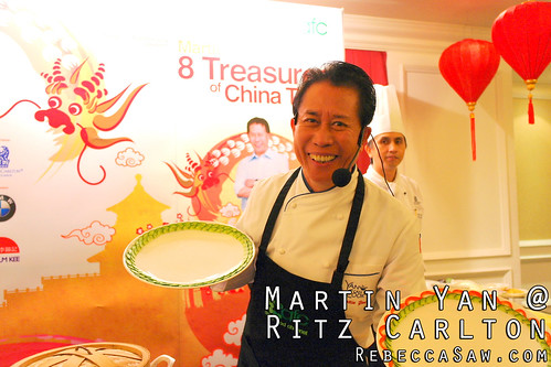martin yan, 8 Treasures of China tour, malaysia-6 copy