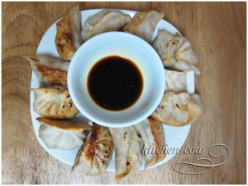 Hunan Restaurant at Camia St - Fried Dumplings