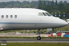 N900FJ - 98 - Private - Dassualt Falcon 900 - Luton - 100526 - Steven Gray - IMG_2721