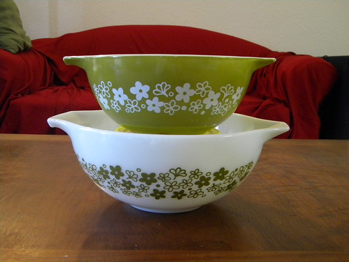 Spring Blossom Cinderella Mixing Bowls - *One For Trade*