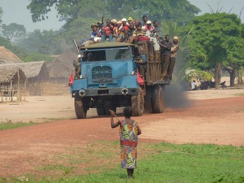 Congo truck