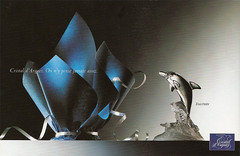 Origami-création - Didier Boursin - Cristal d'Arques