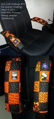 Hello Kitty Armrests
