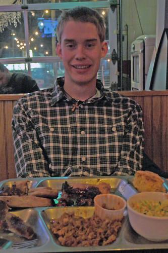Adam's Dinner