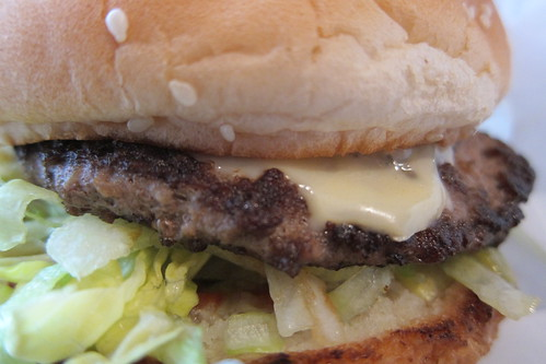 Hamburger Habit: Sassy Cheese Burger (#3)