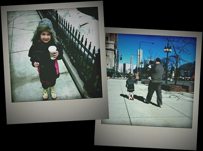 chicago polaroids