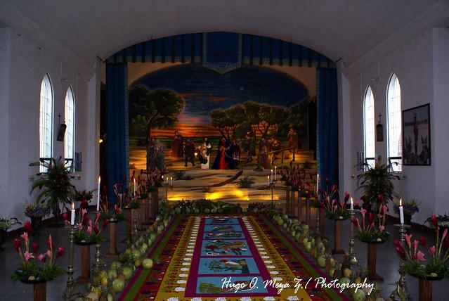 Velación de San Felipe de Jesus 01