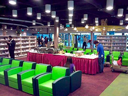 Serangoon Public Library official opening 11 Mar 201106