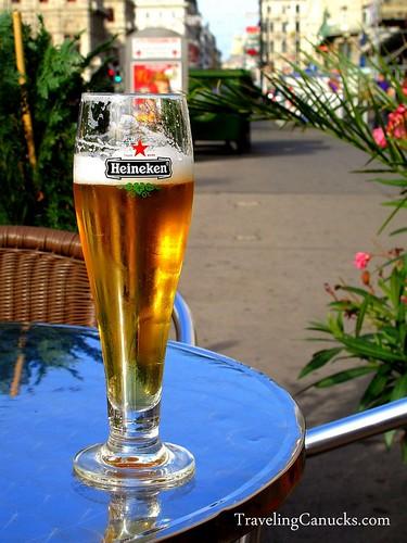 Heinekin, Vienna Austria