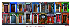 Le porte di Burano - better in large!!!