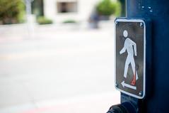 Life @ 35mm [06/35] (Mega Manny) Tags: 35mm nikon downtown sandiego nikkor crosswalk afs dx d300s f18g
