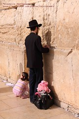 Jerusalem, Western Wall, Praying - Explore (blauepics) Tags: wall architecture israel palestine faith jerusalem religion east holy explore sacred architektur jewish historical middle fortification orthodox osten palstina prayers mauer heilig wester historisch glaube gebet jdisch explored klagemauer befestigung mittlerer