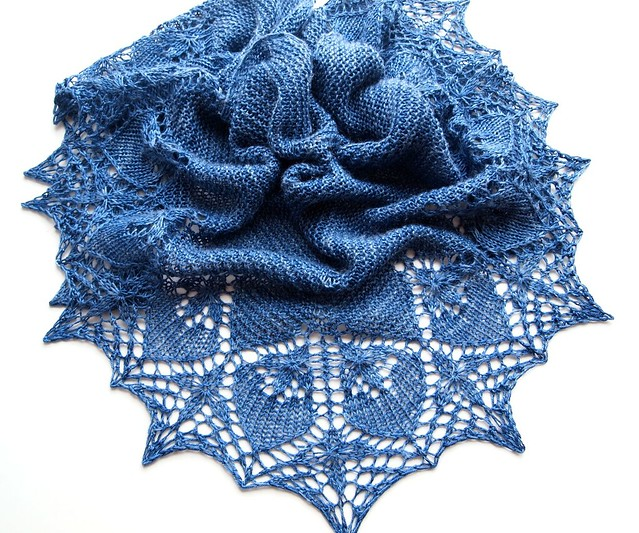 Celaeno shawl
