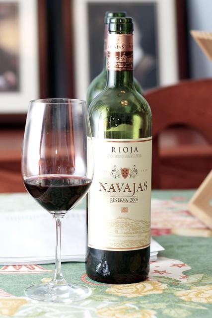 2005 Navajas Rioja