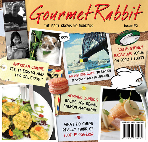 GourmetRabbit issue 2